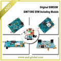 Four bands TDD-LTE Module SIM7100C,supported GNSS,SIM7100C kits includes SIM7100C module