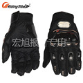Cheap Leather Riding Biker Motorbike Bike Winter Motorcycle Racing Gauntlets Gloves Sale