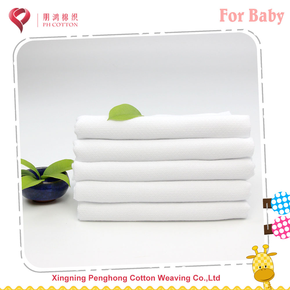 100% cotton muslin wrap baby insert baby sleepy diaper