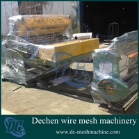 China Supplier! Full Automatic Dog Cages Mesh Welding Machine in Anping for Factory Manufacturer