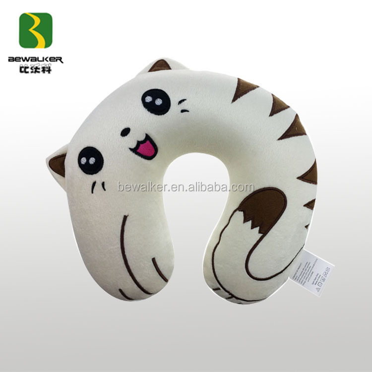 Cute Design Memory Foam Children Animal Neck Pillow