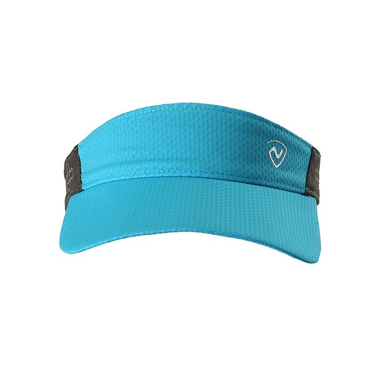 Customized sports adjustable dry fit sun visor