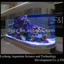 Large acrylic aquariums fish tank wholesales