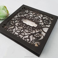 Laser Cut Hardcover Boxed Invitations
