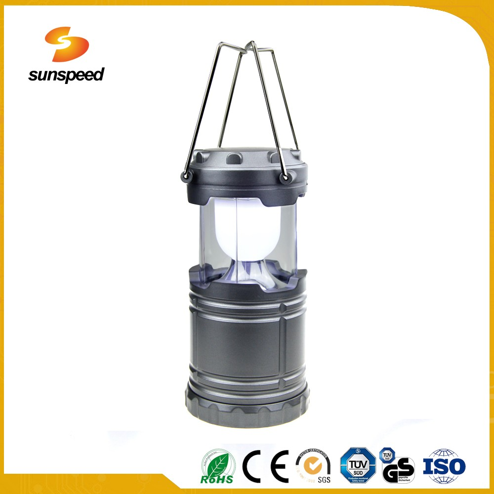 3W Plastic Cool White Led Camping Light
