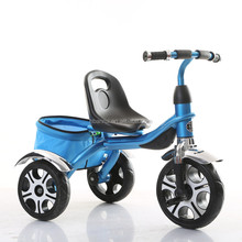 High Quality Plastic Baby Tricycle Children Tricycle
