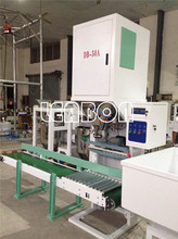 Heat Sealing packing machine/ rice plastic bag packing machine