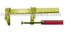 antisparking tools,screw clamp,handware tools,hand tools,ISO9001,UKAS