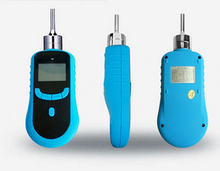 2016 new product Handheld professional portable gas detector toxic gas CO H2S O3 SO2 detection