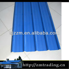 prepainted galvanized waterproof lightweight rain protection roofing sheet