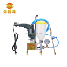 high pressure electric drill grouter