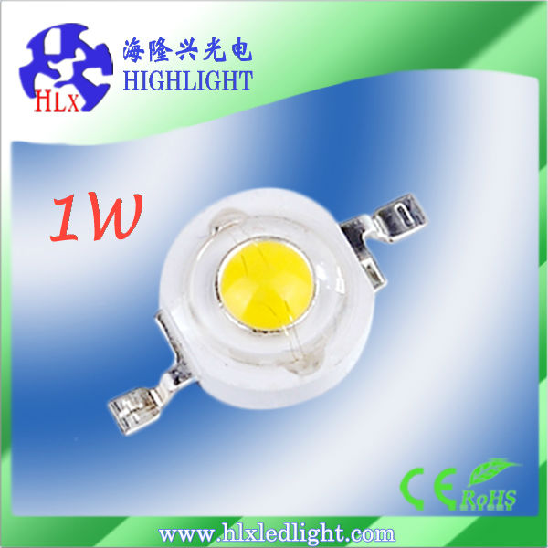 1 W High Power LED / High-Powered LED Chip,45mil bridglux chip.