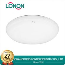 remote controlled microwave 85-265v energy saving LED ceiling lamp