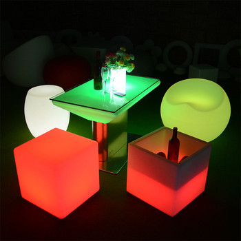 party chairs and tables battery operated outdoor led light furniture set sectional sofas chair table with lighting