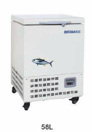 Minus 60 Degree Centigrade Low Temperature Freezer for Laboratory/Chest Freezer