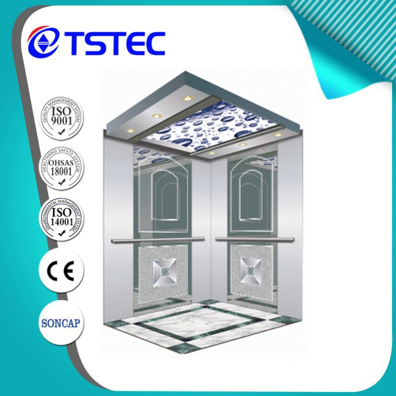 Hot Selling 4 person passenger lift cheap price elevator german