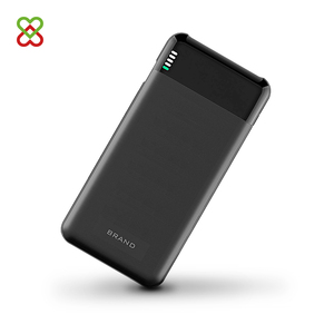 high speed charge smart 10000mAh PD QC3.0 function Type-C powerbank with digital screen
