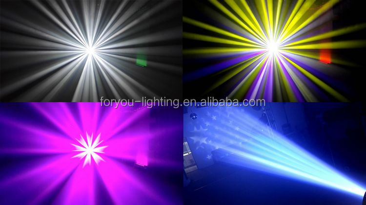 350W 17R 350Watt R17 Lamp Price Stage DJ Disco Zoom Beam Wash Spot 3in1 Hybrid Sharpy Beam Moving Head Light