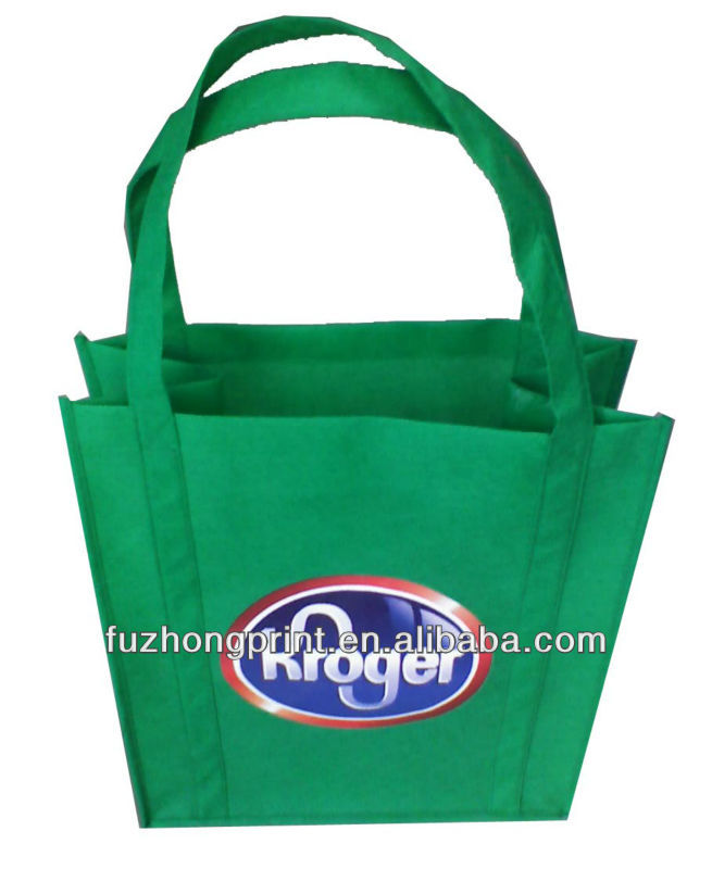Promotional loop handle pp non-woven tote bag