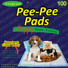 Built in odor control neutralize tough urine odors puppies house training pads