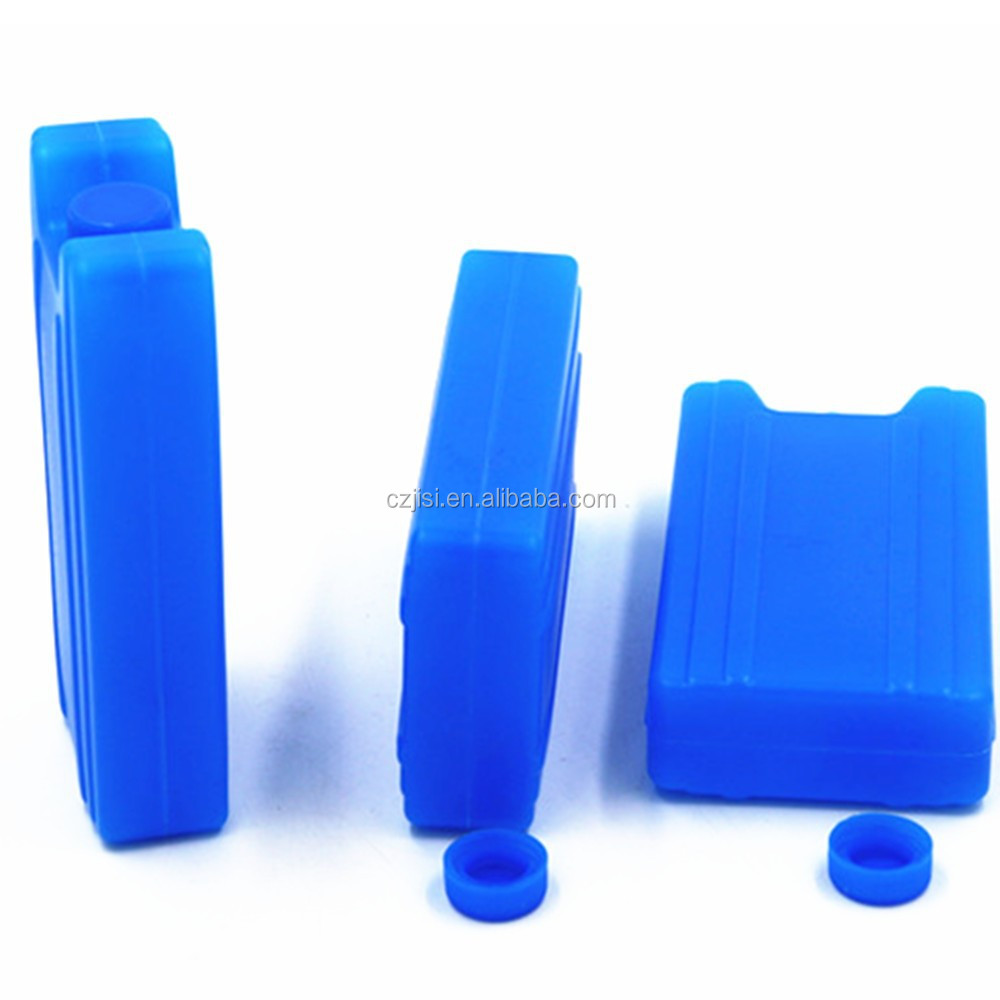 400ML Durable and Rigid Plastic Ice Pack Container/ Cooler Keep Drinks Cool