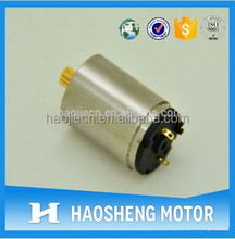 DC 2-4V 4mm motor with prop 65000RPM 0.7mm Dia Shaft Magnetic Coreless Motor for RC Helicopter