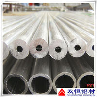 Different dimensions (round/square/rectangle)thick wall aluminum tube