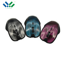Hot sale computer and accessories custom low power ble 4.0 optical mouse wireless mice for android window10