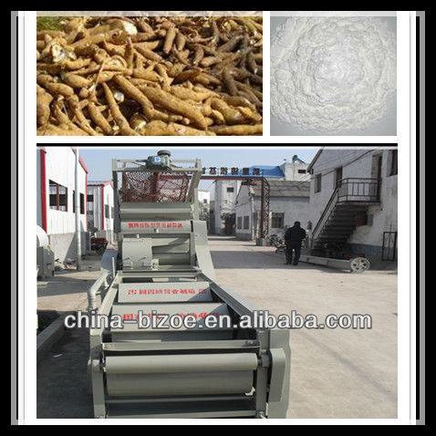 Hot selling in india tapioca/manioc cassava grinding machine