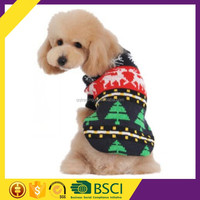 2016 newest mold fashion printing patterns design xxxl big female dog clothes