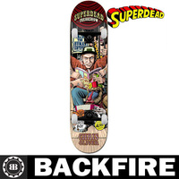 Backfire we can print your graphics on the deck original skateboard Professional Leading Manufacturer