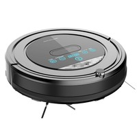 CE ROHS certificate EU market robot vacuum cleaner with mop with water tank