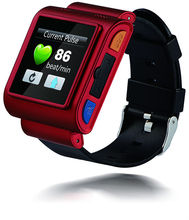 Newest! Factory Smart Watch with heart rate monitor GPS SOS Bluetooth Smartphone 1.8 touch screen