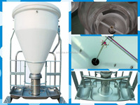 Dry wet pig feeder/automatic pig feeder/automatic feeder for pigs