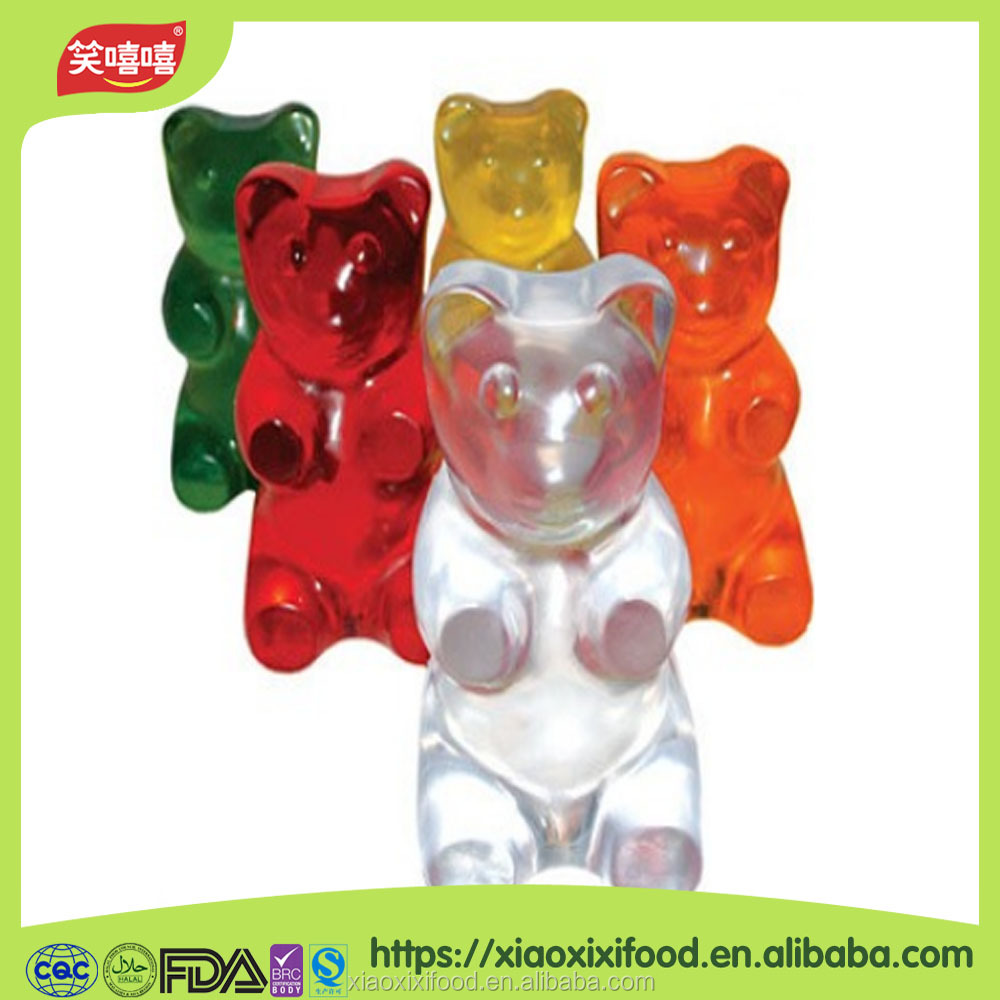 confectionery toys halal giant gummy bears