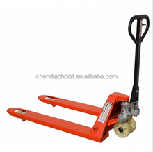 hydraulic hand pallet truck tilter manual drum stackers