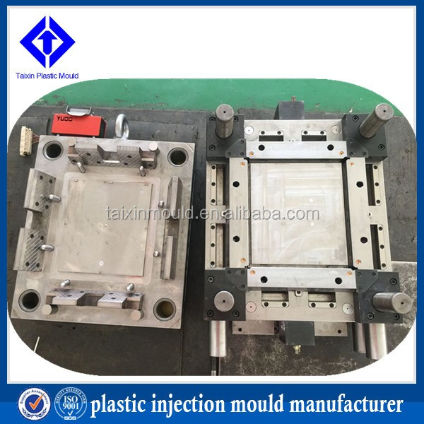 ABS PP PA PE Plastic injection mould, standards as HASCO and DME with high precision injection mold