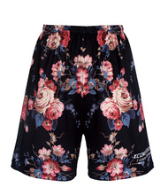 X-COM High Quality Quick Dry Flower Design Sublimation Ultimate Frisbee Custom Sport Shorts