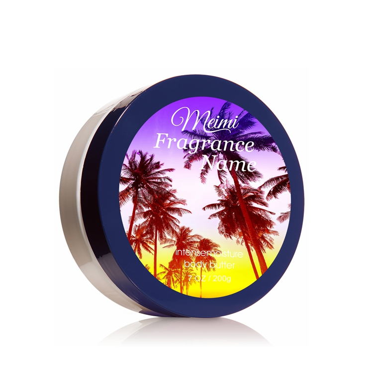 OEM OBM ODM dearbody private lable body butter for black people