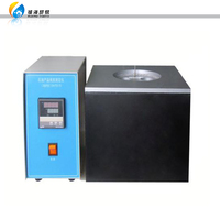 Manufacturer Portable Carbon Residue Apparatus /Automatic Oil Micro Carbon Residue Tester Price