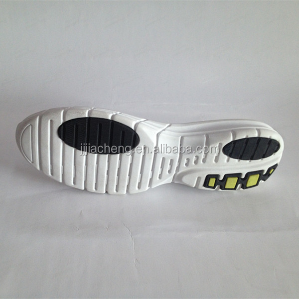 Eva TPR Rubber sole for cork-soled shoes