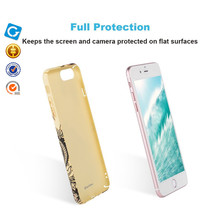 Newest desing water transfer printing film hard plastic phone case for iphone cover