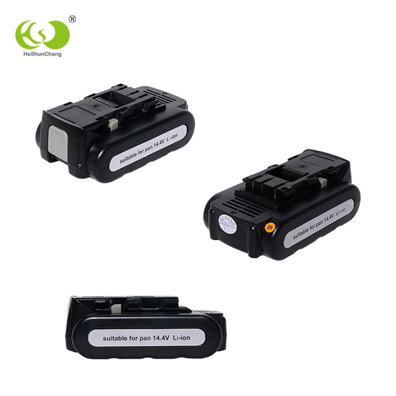 14.4V Li-ion cordless tool battery for Panasonic plastic housing