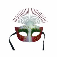 Eco-friendly masquerade mask mens