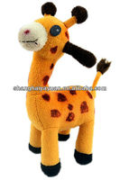 lovely baby plush toy sika deer