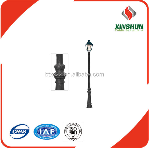 outdoor garden lamp posts
