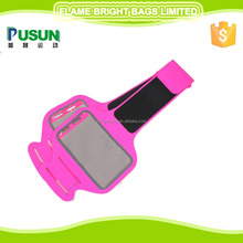 Hot Selling Lycra Waterproof Sport Armband For Iphone