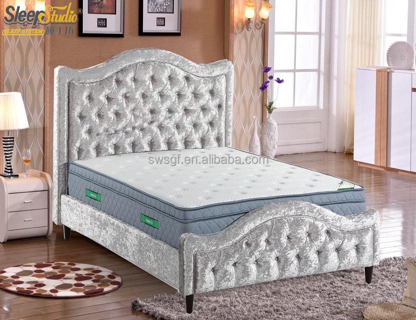rococo bed set