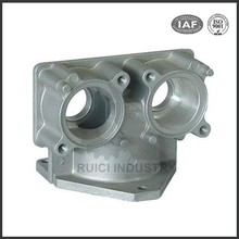 Investment casting agricultural machinery parts aluminum lost foam casting