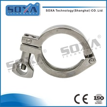 Sanitary Stainless Steel pipe tri clamp joints
